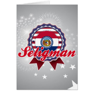 Seligman, MES Felicitaciones