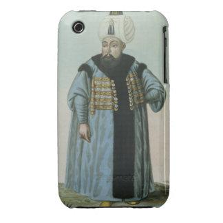 Selim II (1524-74) called 'Sari', the Blonde or th Case-Mate iPhone 3 Cases