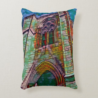 SELIMIYE MOSQUE, Nicosia painting Accent Pillow