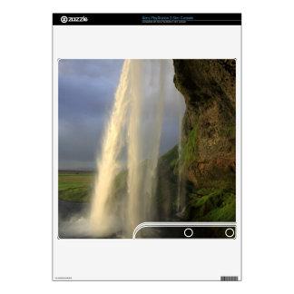Seljalandsfoss waterfall, Iceland Decal For PS3 Slim