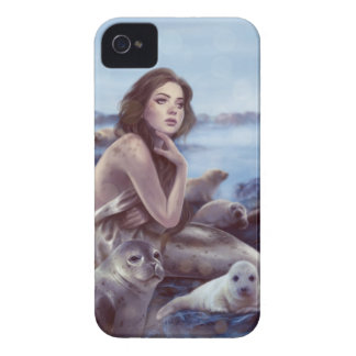 Selkie iPhone 4 Case-Mate Case