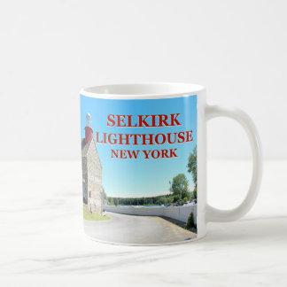 Selkirk Lighthouse, New York Mug