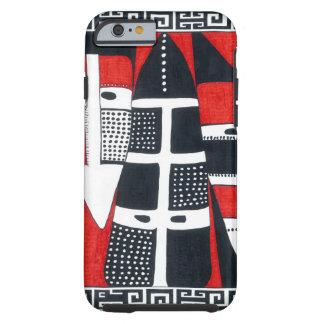 Selknam02 phone case