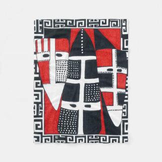 Selknam Blanket Chilean southamerican indian folk