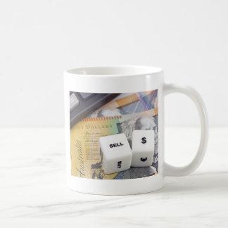 Sell Australian dollar Coffee Mug