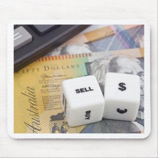 Sell Australian dollar Mouse Pad