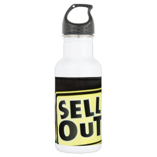 Sell Out 18oz Water Bottle