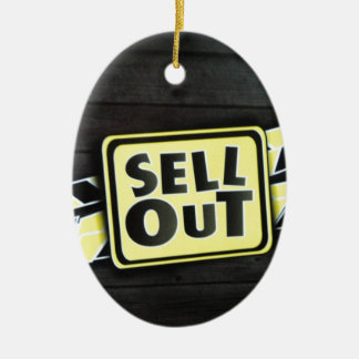 Sell Out Ceramic Ornament