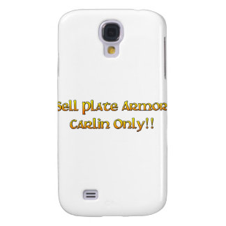 Sell Plate Armor - Tibia Samsung Galaxy S4 Cases