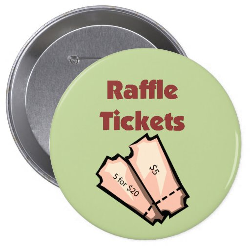 Sell Raffle Tickets Buttons