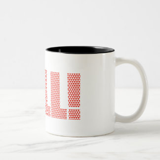 SELL Two-Tone COFFEE MUG