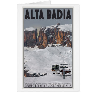 Sella Ronda - Alta Badia Card