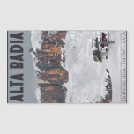 Sella Ronda - Alta Badia Etiquetas
