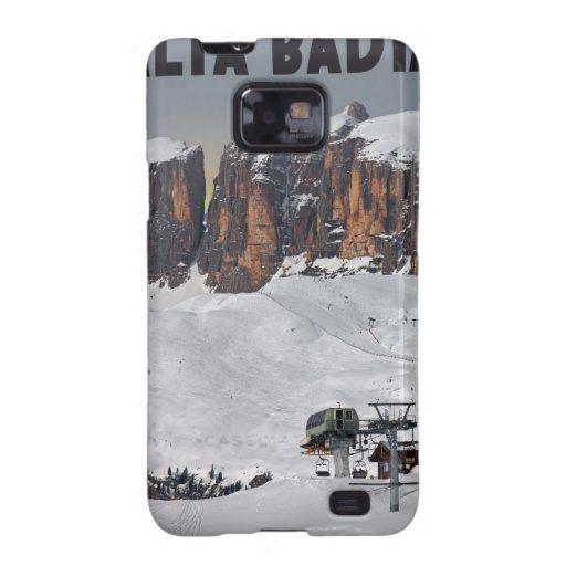 Sella Ronda - Alta Badia Galaxy S2 Cases