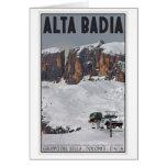 Sella Ronda - Alta Badia Greeting Card
