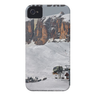 Sella Ronda - Alta Badia iPhone 4 Cover