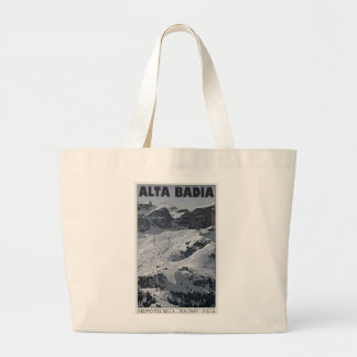 Sella Ronda - Alta Badia Run 20 Canvas Bags