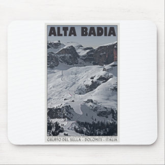 Sella Ronda - Alta Badia Run 20 Mouse Pad