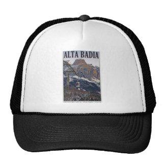 Sella Ronda - góndola de Alta Badia Gorros