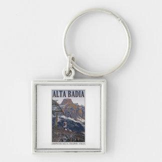 Sella Ronda - góndola de Alta Badia Llaveros