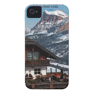 Sella Ronda - Rifugio Pralongia Case-Mate iPhone 4 Case