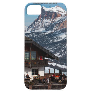Sella Ronda - Rifugio Pralongia iPhone SE/5/5s Case