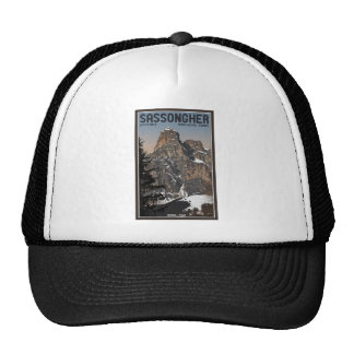 Sella Ronda - Sassongher Mesh Hats
