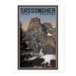 Sella Ronda - Sassongher Post Cards