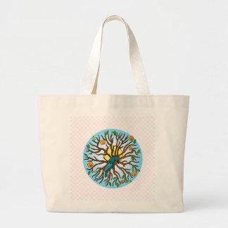 Sella Sparrow Tote Bag