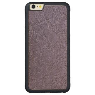 sellado funda de arce bumper carved® para iPhone 6 plus