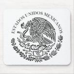 Selle al gobierno México, México Alfombrilla De Raton