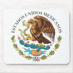 Selle al gobierno México, México Alfombrillas De Ratón