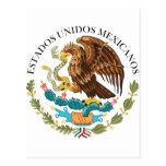 Selle al gobierno México, México Tarjeta Postal