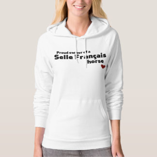 Selle Francais Hooded Pullover