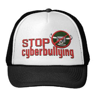 Selle hacia fuera Cyberbullying Gorros