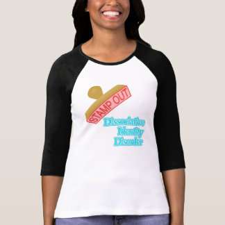 Selle hacia fuera el desorden disociativo de la camisetas
