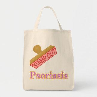 Selle hacia fuera el psoriasis bolsa tela para la compra