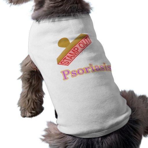 Selle hacia fuera el psoriasis ropa para mascota