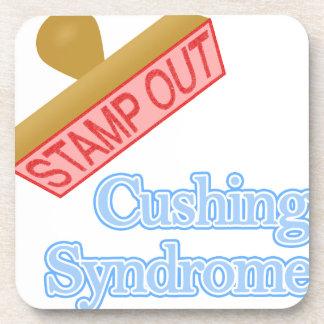 Selle hacia fuera el síndrome de Cushing Posavasos