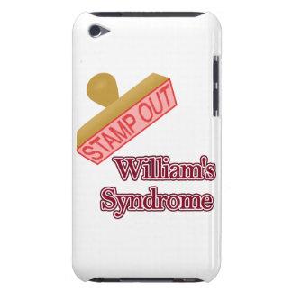 Selle hacia fuera el síndrome de Guillermo Case-Mate iPod Touch Fundas