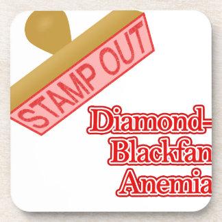 Selle hacia fuera la anemia del Diamante-Blackfan Posavasos