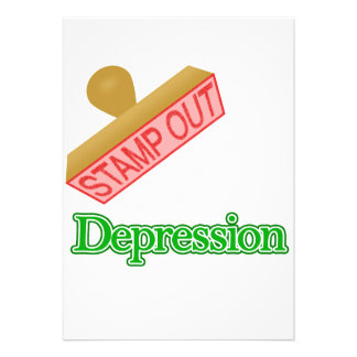 Selle hacia fuera la depresión