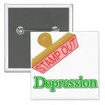 Selle hacia fuera la depresión pin