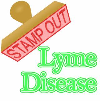 Selle hacia fuera la enfermedad de Lyme Esculturas Fotográficas