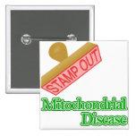 Selle hacia fuera la enfermedad mitocondrial pins