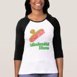 Selle hacia fuera la enfermedad mitocondrial camiseta