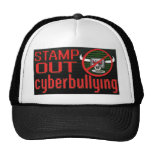 Selle hacia fuera la parada Cyberbullying Gorros