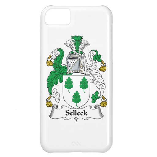 Selleck Family Crest iPhone 5C Case