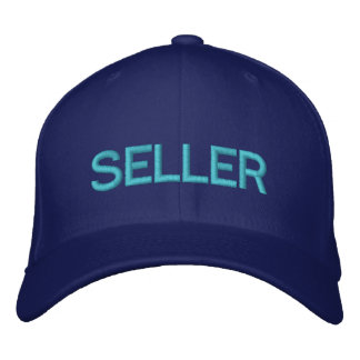 SELLER - Customizable Cap