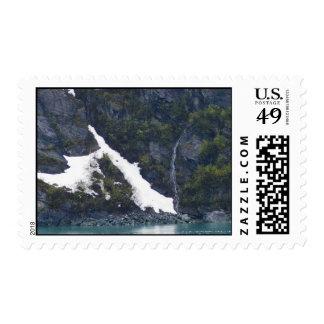 Sello 10 del Glacier Bay